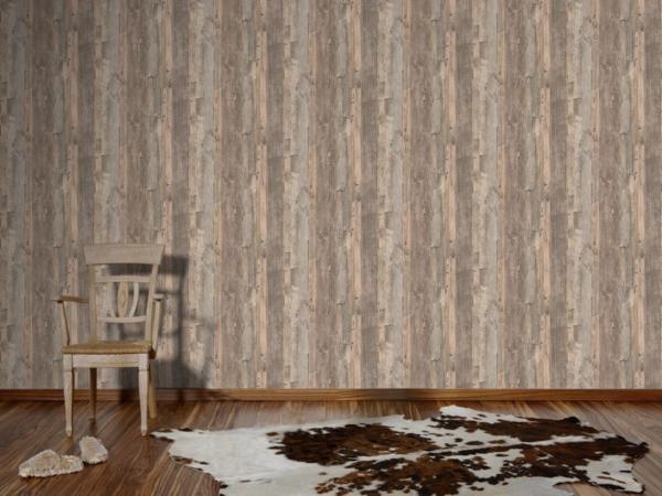 Tapete Holzoptik - Die Schönheit des Holzes entdecken