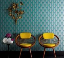 Wandtapeten, die die Wände wunderschön aussehen lassen