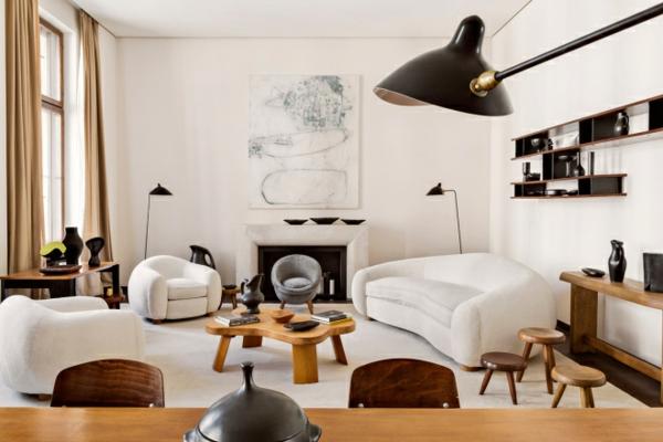 tramhäuser Emmanuel de Bayser berlin einrichtungsideen wohnzimmer