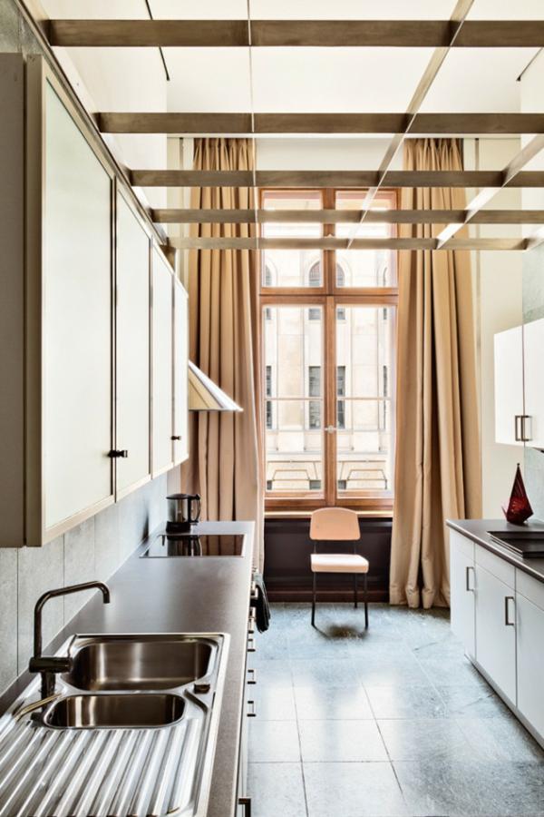 tramhäuser Emmanuel de Bayser berlin küche gestalten