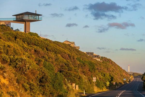 traumhäuser meerhaus Fairhaven Beach House F2 Architecture australien