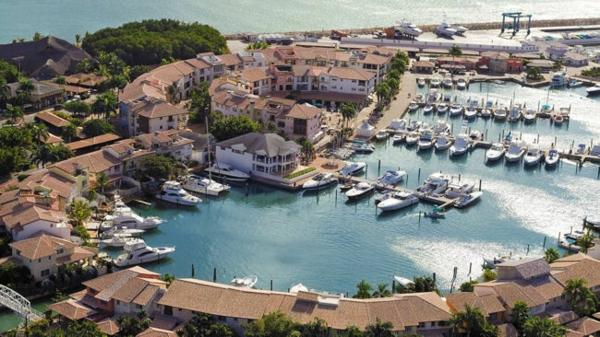 traumurlaub karibik jachthafen casa de campo