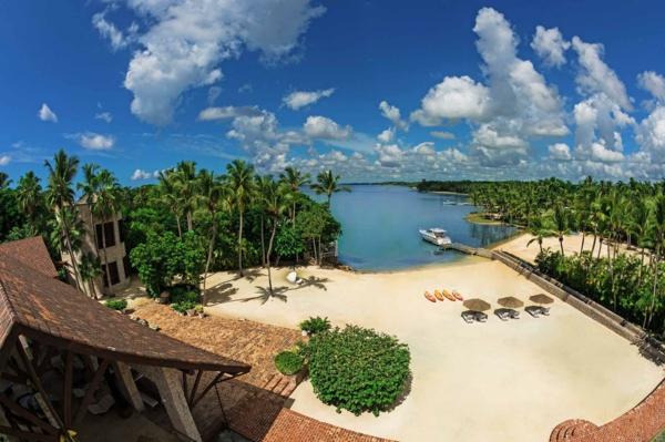 traumurlaub karibik luxus villa meeresblick