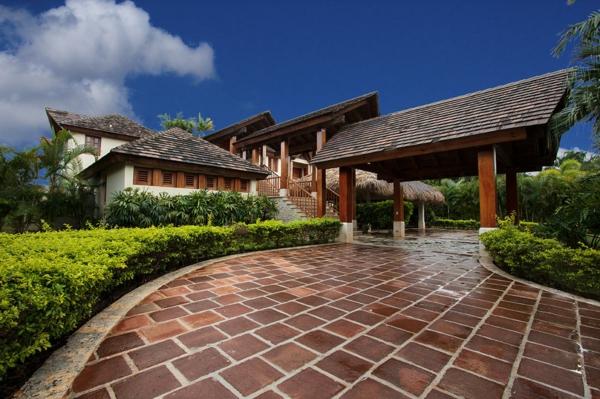 traumurlaub karibik traditionelle architektur casa de campo bahia chavon 22