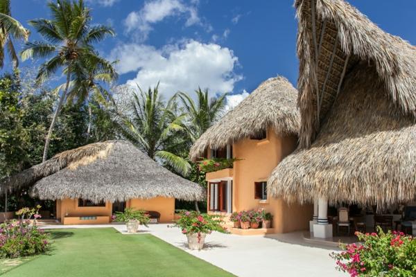 traumurlaub karibik traditionelle häuser casa de campo