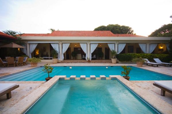 traumurlaub karibik villa aquaria casa de campo