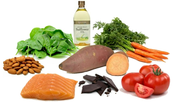 vitamintabelle vitamin a lebensmittel