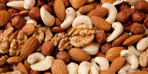 vitamintabelle vitamin b quelle nüsse