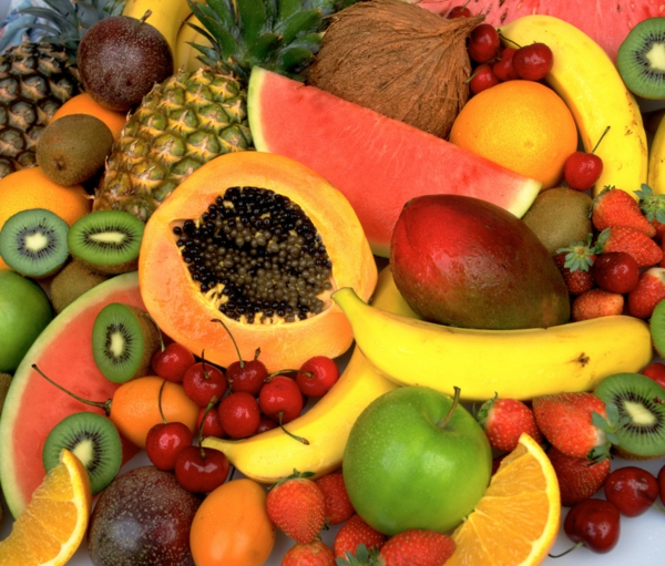 vitamintabelle vitamin b tropische früchte