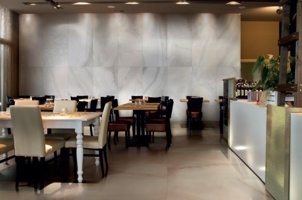 wandfliesen alabastri di rex restaurant italienische fliesen designs