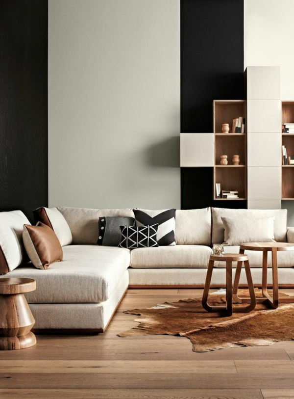 kuhfell teppich imitat perfect teppich square mix it with kuhfell teppich imitat trendy. Black Bedroom Furniture Sets. Home Design Ideas