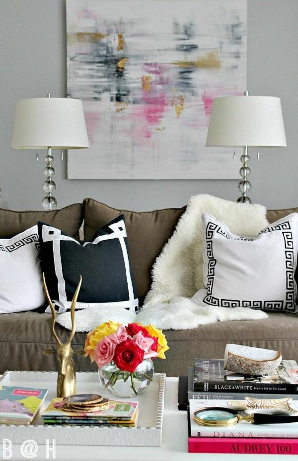 Wohnzimmer Neu Einrichten Ideen ~ Inspirierende Bilder Von ... Wohnzimmer Neu Einrichten Ideen