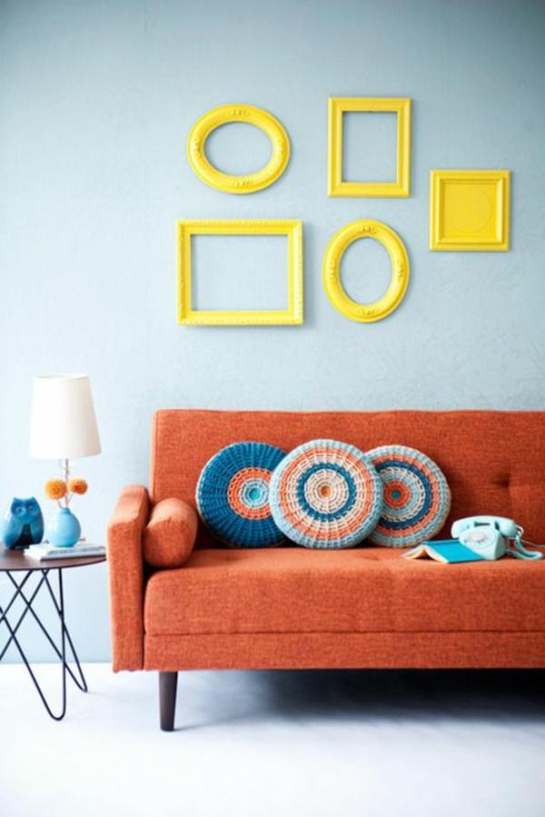 Sofakissen peppen nicht nur das sofa sondern auch den for Kleines rundes sofa