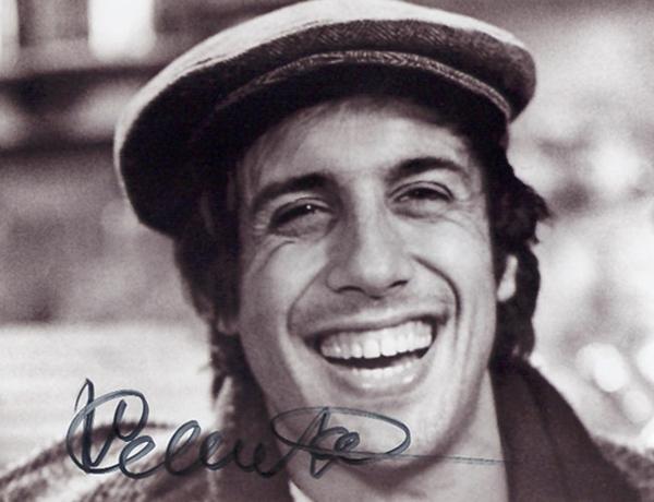 Adriano Celentano Filme lieder foto schwarz weiß