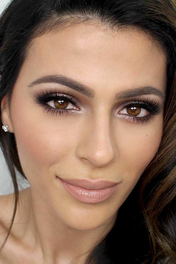 Augen Make Up Schritt für Schritt augen schminken ideen