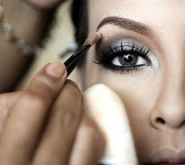 Augen Make Up Schritt für Schritt augen schminken