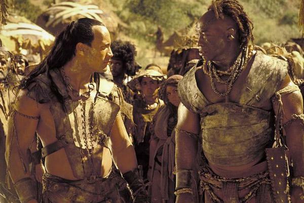 Gute Fantasy Filme The Scorpion King