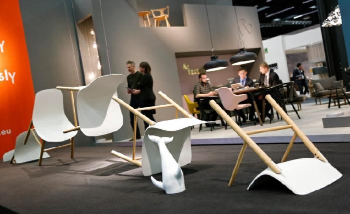 imm k ln welche sind die neuen m beltrends auf der k lner messe. Black Bedroom Furniture Sets. Home Design Ideas