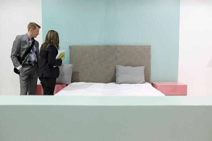 IMM Köln koelnmesse möbel trends schlafzimmer farben