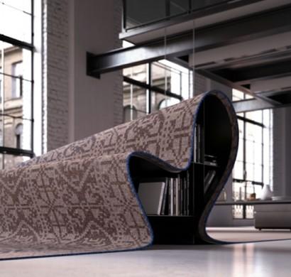 design couchtisch teppich alessandro isola | möbelideen, Möbel