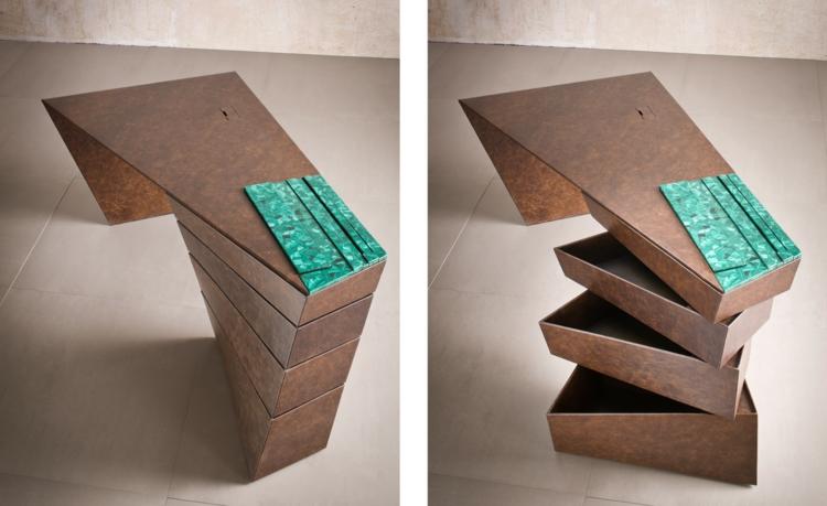 italienische designerm bel von alessandro isola. Black Bedroom Furniture Sets. Home Design Ideas