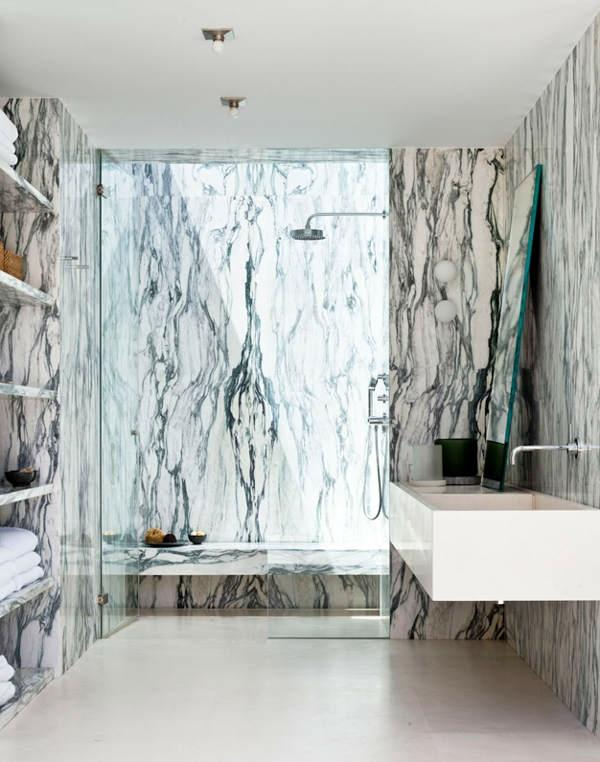Kreative Wohnideen Luis Laplace einrichtungsideen modernes badezimmer design