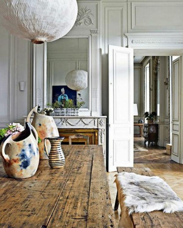 Kreative Wohnideen vom innendesigner Luis Laplace holzboden