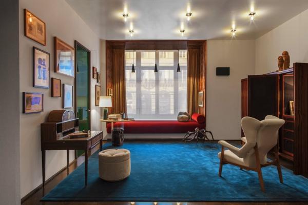 Kreative Wohnideen vom innendesigner Luis Laplace lebendiger wohnraum
