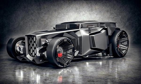 Lamborghini Rat Rod automodelle Lamborghini Rat Rod autowelt