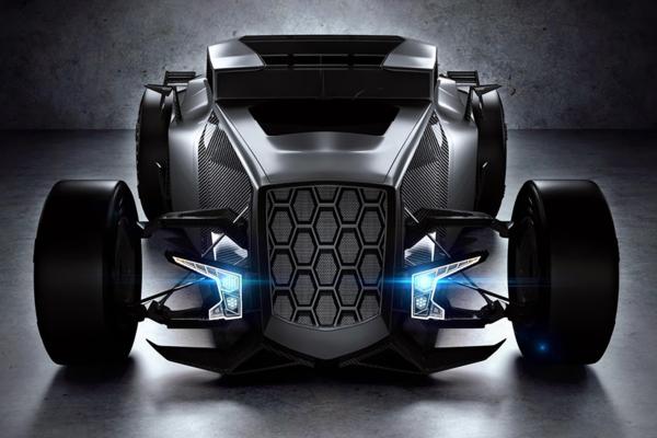 Lamborghini automodelle Rat Rod concept car