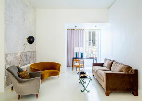 Luis Laplace Kreative Wohnideen wohnzimmer gestalten