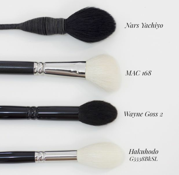 Make up Pinsel Set schminkpinsel für puder
