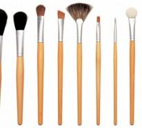 Make up Pinsel Set – welche Kosmetikpinsel braucht man?