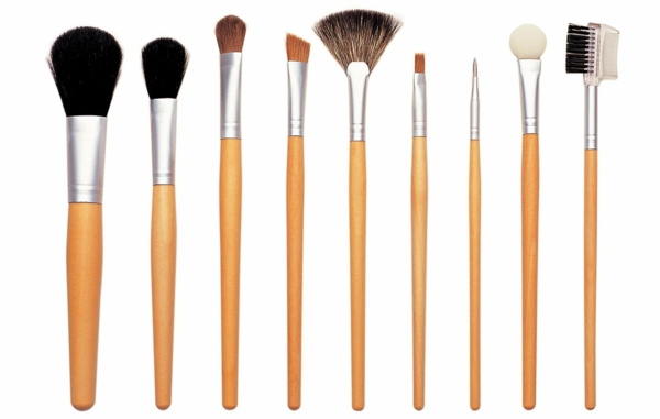 Make up Pinsel Set schminkpinsel schminktipps