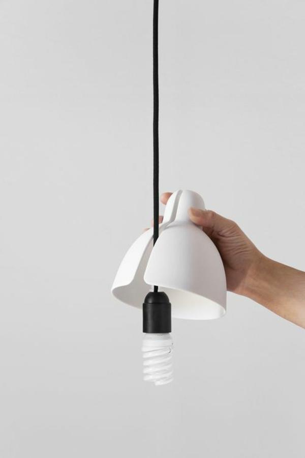 Produktdesign designer leuchten lampenschirme ideen