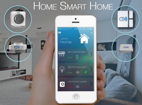 Smart Home Geräte neue technologien gadgets