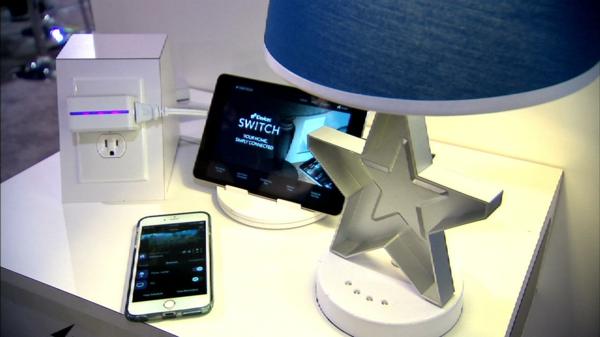 Smart Home Geräte neue technologien im schlafzimmer