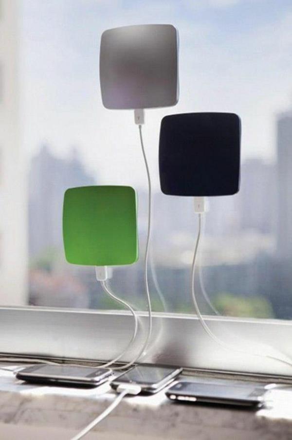 Smart Home Geräte neue technologie solar ladegeräte