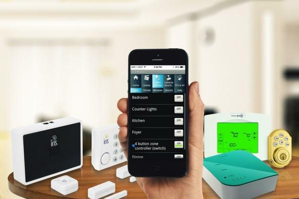 Smart Home Geräte neue technologien z wave