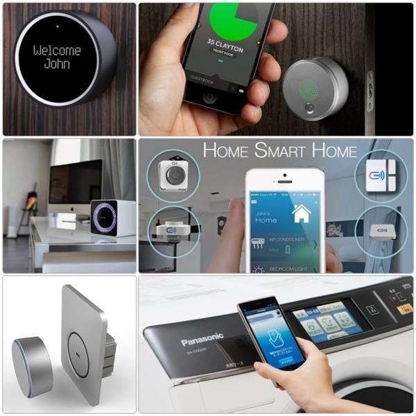 Smart Home Geräte und neue technologien gadgets geräte