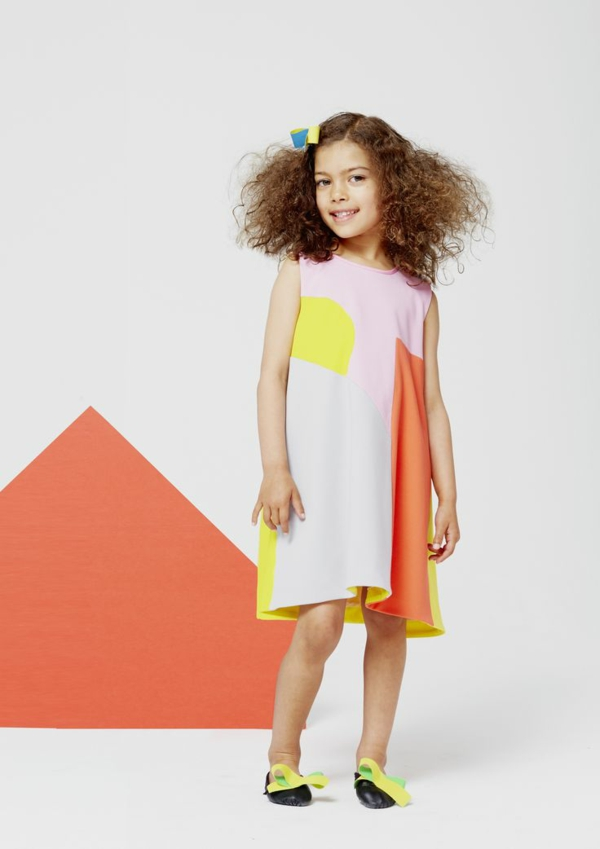 aktuelle modetrends festliche kindermode designer Roksanda Ilincic