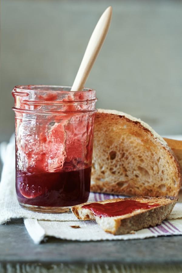 apfel inhaltsstoffe gesundes frühstück marmelade pektin