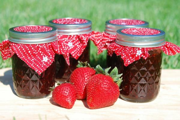 apfel inhaltsstoffe pektin erdbeeren konfitüre