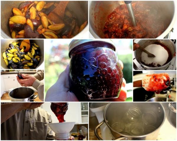 apfel inhaltsstoffe pflaumen marmelade pektin