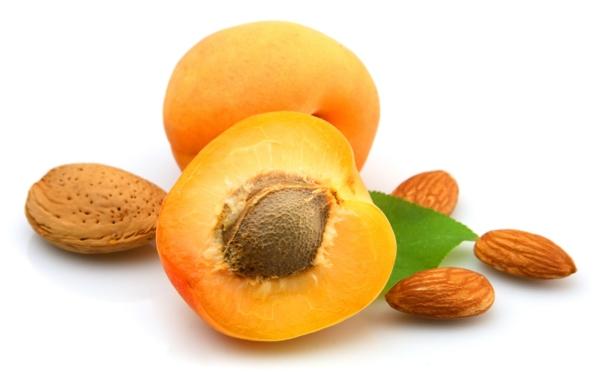 aprikosen nüsse essen gesund lifestyle
