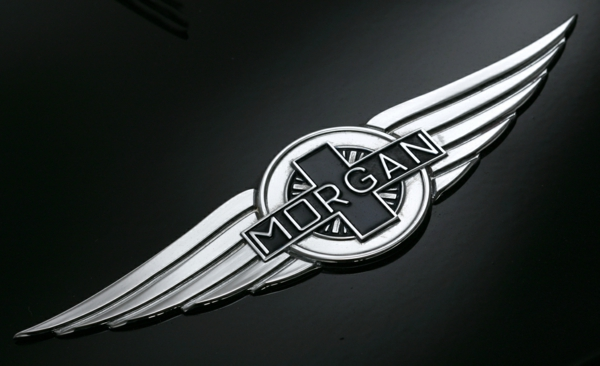 automarke morgan aero logo