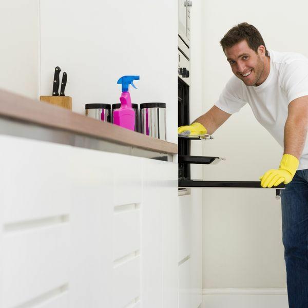 backrezepte männer in der küche ofen reinigen