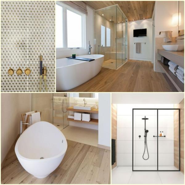 Badezimmergestaltung ideen die gerade voll im trend liegen for Ideen badeinrichtung