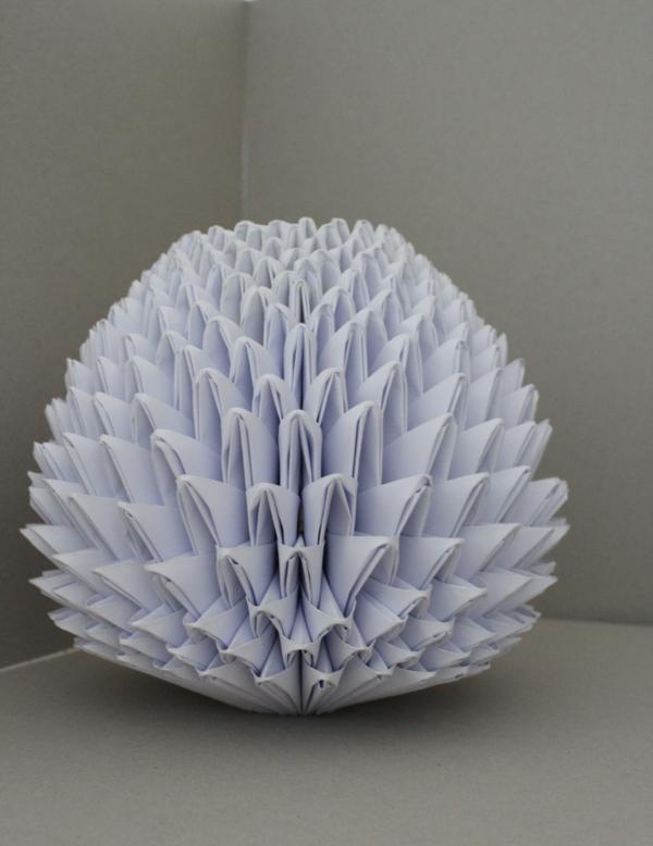 beleuchtung lampen lampenshirm design papier