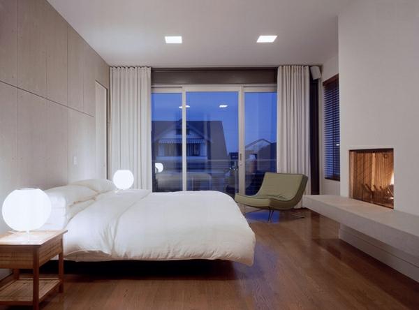 schlafzimmer gardinen modern: vorhang ideen wohnzimmer möbelideen., Schlafzimmer ideen